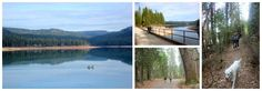Hiking around Scotts Flat Lake, check out the Folk Trails Hiking Club meet up on Friday, Feb 24th at 10am, more details: https://www.facebook.com/events/999411506869214/