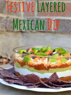 Best recipe ever; perfect for holiday parties! This festive dip takes just ten minutes to make and tastes AMAZING!