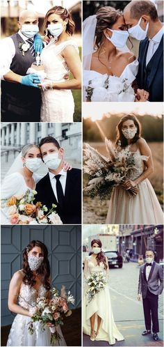 Wedding Face Masks, Bridal Party Masks , Bride and Bridesmaid Face Masks, Face Masks Wedding Favors, Wedding Photos Getting Ready Wedding, Mask Party, Wedding Photography Poses, Brides And Bridesmaids, Wedding Photoshoot, Photo Poses, Wedding Favors, Bridal, Wedding Dresses