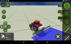 MachineryGuide tractor model 3D  #MachineryGuide #tractor #models #guidance #application #agriculture