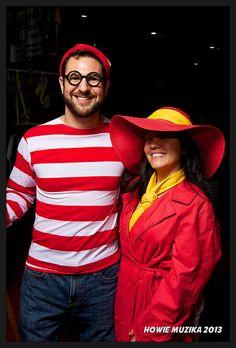 Where's Waldo & Carmen San Diego | MegaCon 2013