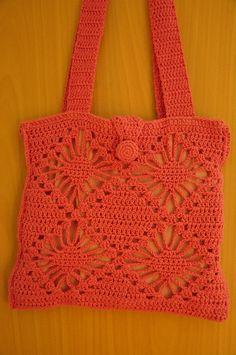 Crochet Top, Bikinis, Women, Fashion, Bag, Moda, Fashion Styles, Bikini, Bikini Tops