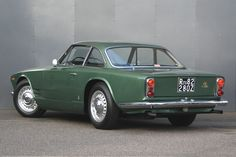 "1964 Maserati Sebring - Sebring - oneoff- ""Bompani""   Classic Driver Market"
