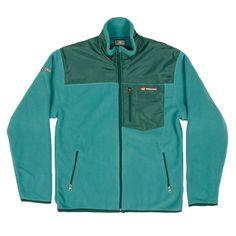 Southern Marsh Fieldtec Fleece Jacket in Dark Green
