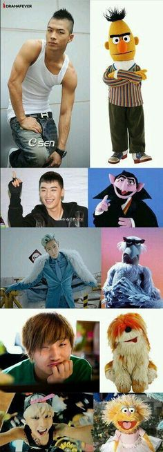 T.O.P's is my favorite lol