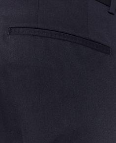 Image 5 de PANTALON DE COSTUME EN CHINTZ de Zara