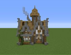Medieval Survival House