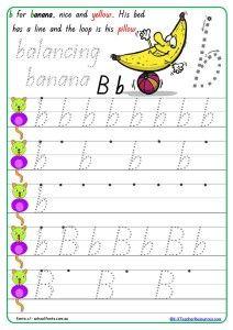 Printable Alphabet Resources - K-3 Teacher Resources