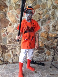 Basket ball players costume zombie 39 Ideas for 2019 Baseball Halloween Costume, Baseball Costumes, Halloween Costumes Kids Boys, Fun Halloween Crafts, Theme Halloween, Halloween 2017, Halloween Stuff, Kid Crafts, Halloween Makeup