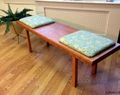 Olson Platform Bench - Mid Century Modern Furniture Design $500