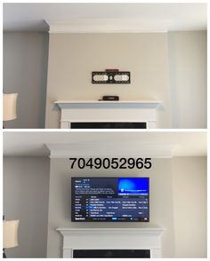 Consider where you want to mount your television. Options will depend on the room's size as well as the television and the sound equipment you plan to install. You have to consider the optimum distance between your couch and television and get the right height for the best viewing experience possible. http://lakewylietvinstallation.com/