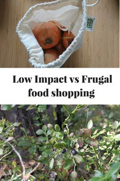 How to acquire food that is both cheap and has a low impact on the environment Frugal Meals, Environment, Life, Shopping, Food, Simple Meals, Essen, Meals, Yemek