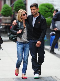 Mark Consuelos gives sweetest response when asked if his kids take after wife Kelly Ripa