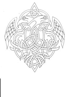 Viking Celtic Stag Tattoo Designs - Bing images