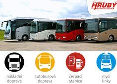 Autodoprava Hrubý Vladimír – Sbírky – Google+ Buses, Signs, Vehicles, Google, Shop Signs, Rolling Stock, Sign, Vehicle, Dishes