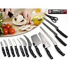 Miracle Blade World Class 13 Piece Knife Set -- Details can be found by clicking on the image.
