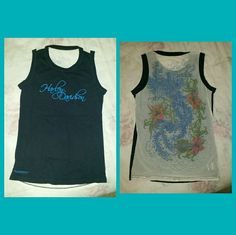 NWOT Harley Davidson Tank Top Black Harley Davidson tank top with mesh back and graphic design. Never worn, no rips or stains. Harley-Davidson Tops Tank Tops