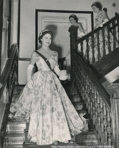 Princess Margaret at Granada