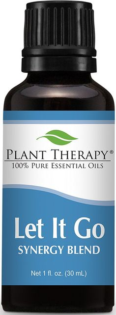 Plant Therapy Let It Go Synergy Essential Oil Blend. 100% Pure, Undiluted, Therapeutic Grade. Blend of: Tangerine, Orange, Ylang Ylang, Patchouli and Blue Tansy. 30 mL (1 Ounce). >>> Additional details at the pin image, click it  : vanilla essential oil