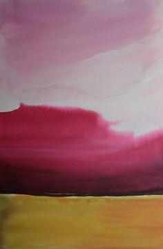 Koen Lybaert; Watercolor