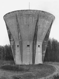 WATER TOWER, CHARLEVILLE-MEZIERES, ARDENNES, F