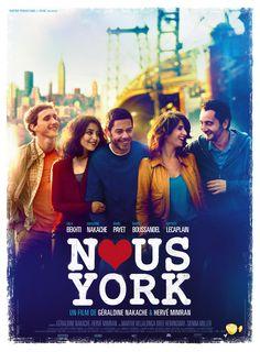 Nous York > Site officiel VF  ---  Un film de Géraldine Nakache et Hervé Mimran avec Leila Bekhti, Géraldine Nakache, Manu Payet
