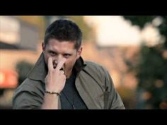 Jensen Ackles - Eye of the Tiger (Ojos de Tigre) I promise the party that matters is in English