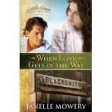 When Love Gets in the Way by Janelle Mowery - Connecting Point selection for February 2012.