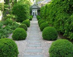 34 Coole Ideen Für Gartengestaltung Mit Kies Privatgarten, Haus Und Garten,  Gartengestaltung Mit Kies
