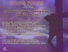 Gospel Power – GOOD FRIDAY