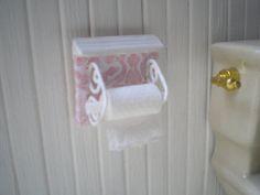 1.12th bathroom decoration toilet paper holder