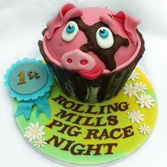 Pop-Up Cake Emporium Darlington | Giant Cupcakes on their Wix site