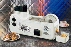 Maquina para fazer mini donuts!!!