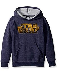 Star Wars Little Hoodie Speckle. -- Click image for more details. (This is an affiliate link)