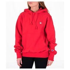 Shop CHAMPION Women S Reverse Weave Hoodie 7374245a3b