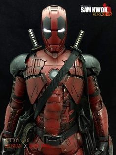 Iron-Deadpool