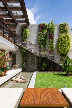 Village House Design, Bungalow House Design, Village Houses, Small House Design, Dream Home Design, Modern Exterior House Designs, Dream House Exterior, Modern House Design, Exterior Design