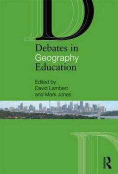 Now in! Debates in geography education / edited by David Lambert and Mark Jones - G73 DEB (Conf). Search SOLO for 0415687799