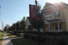 Austin College Campus - The Village on Grand (2013)