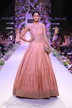 Shyamal & Bhumika at Lakme Fashion Week Summer/Resort 2014
