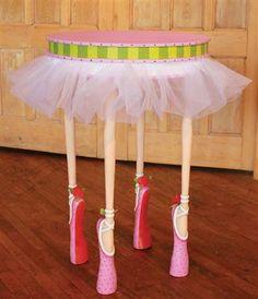 2013 Patience Brewster Krinkles, Ballet Dancer Table