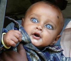 Beaux yeux bleus ...........