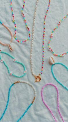 Bead Jewellery, Beaded Jewelry, Jewelery, Beaded Bracelets, Jewellery Showroom, Jewellery Storage, Cute Jewelry, Jewelry Crafts, Jewelry Accessories