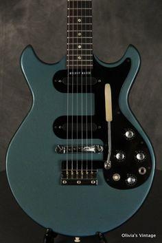 Gibson Melody Maker 1966 Pelham Blue