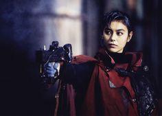"""Yuko Moriyama in """"Zeiram"""" (1991)"""