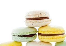 Macarons, Cake Recipes, Dessert Recipes, Desserts, Food Inspiration, Cooking Recipes, Ice Cream, Sweets, Lunch
