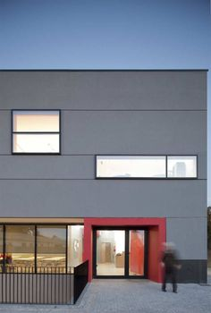 Educational+And+Clinic+Centre+In+Matosinhos+/+A+R+arquitectos