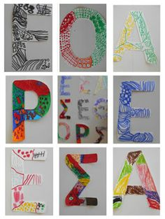 Kindergarten  Art Class: ΠΑΊΖΩ  ΜΕ  ΤΟ  ΌΝΟΜΑ  ΜΟΥ... Names, Holiday Decor, Blog, Blogging