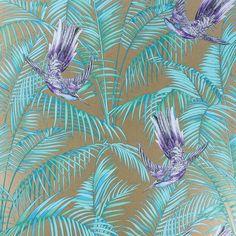 Matthew Williamson - Sunbird Wallpaper - W6543-07