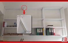 Regály z naší dílny jsou opravdu použitelné téměř všude. Podívejte, jak si náš zákazník poradil se šroubovým kovovým regálem. Jeho modularita Vám dovolí regál upevnit aj tam, kde je to téměř nemožné! 🛠👍  https://www.majster-regal.cz/sroubove-kovove-regaly.html #majsterregal #kovoveregaly #regaly #stena #modularita